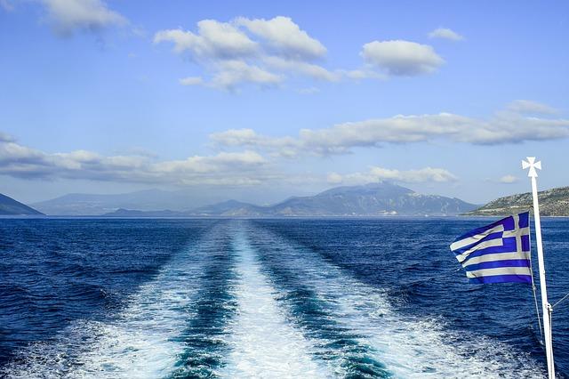 Wir sind das Lokal Ionion – Wir machen keine Fährfahrten nach Griechenland