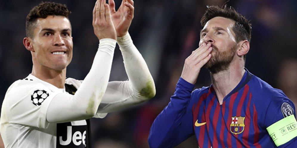 Guti: Saya Akan Memilih Messi Dan Ronaldo Sebagai Pemain Terbaik Dunia