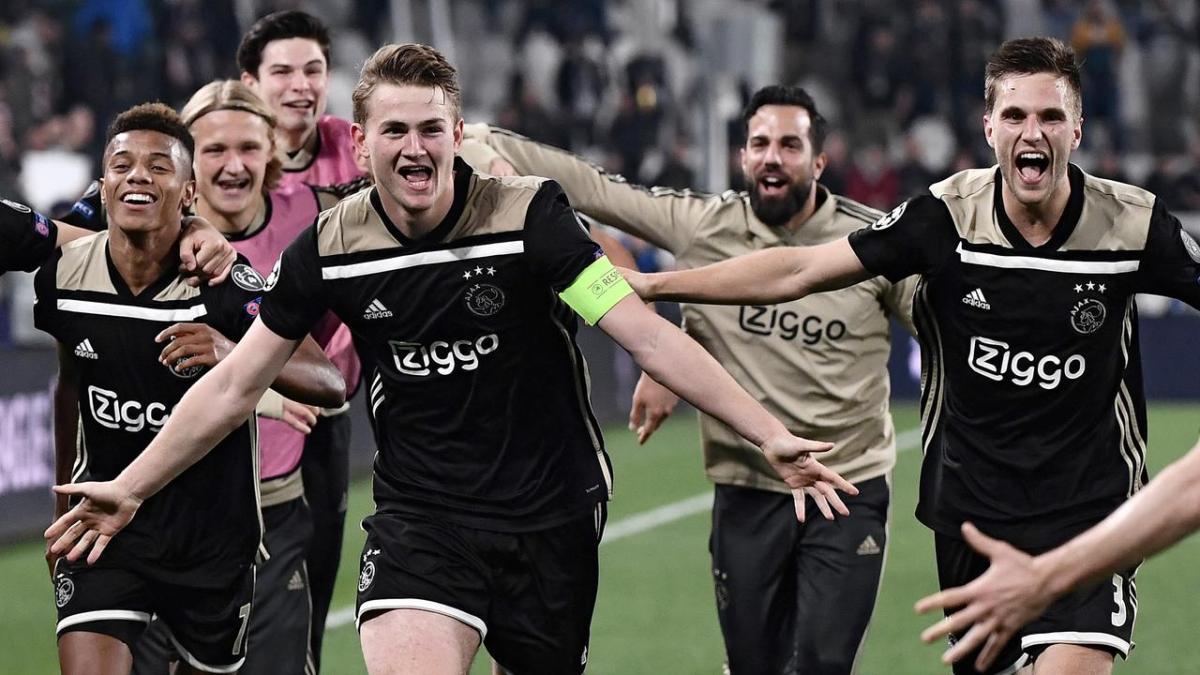 Tolak Tawaran MU dan Barcelona, Matthijs De Ligt Tetap Bertahan di Ajax