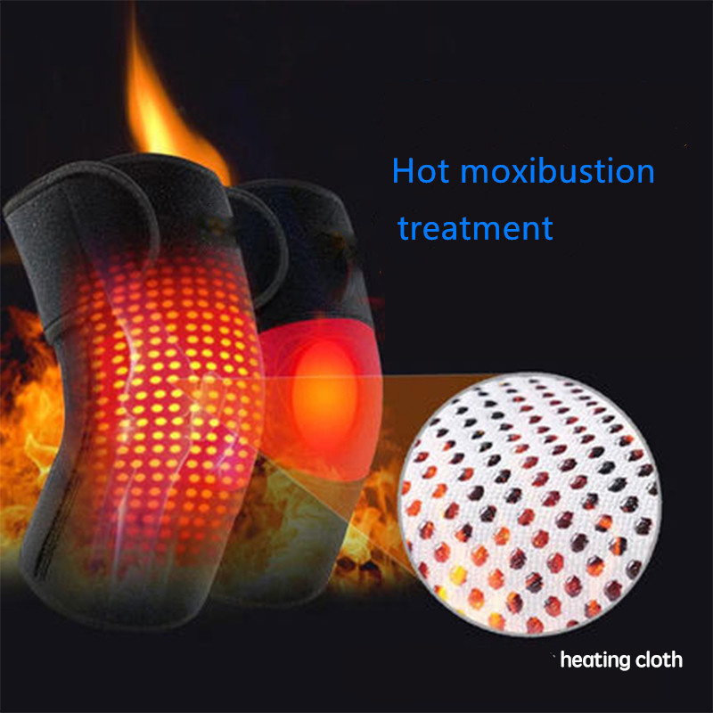 Magnetic Therapy Self Heating Knee Pads
