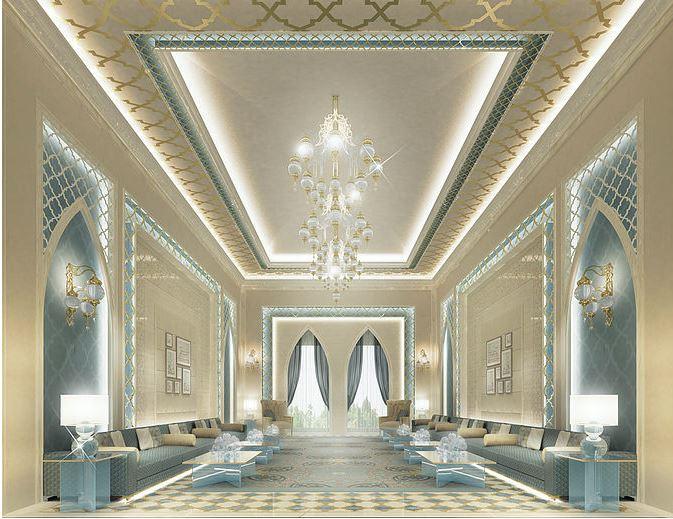 Majlis Design In Contemporary Flair IONS DESIGN