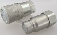 "ISO16028 Hydraulic Fittings 1/2"" NPT Quick Connect Hose ..."