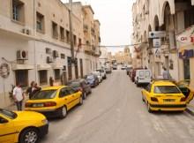 tunisia street