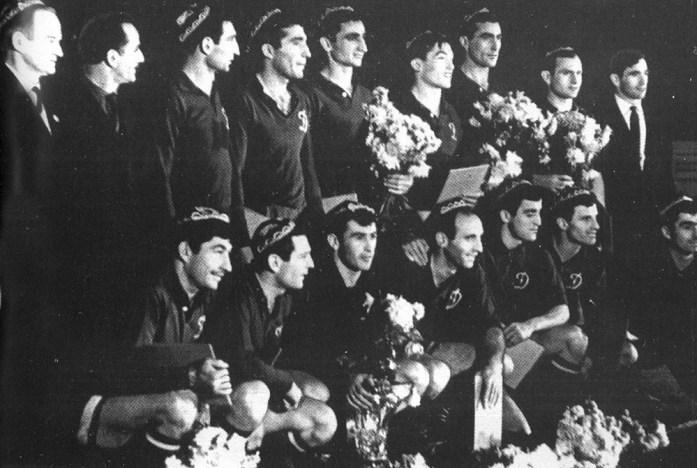 dinamo tbilisi 1964