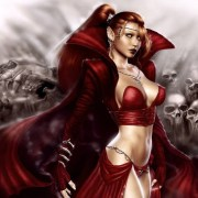 lilith in vergine