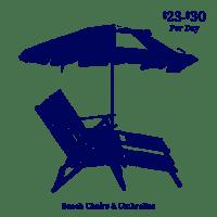 Rent Beach Chairs & Umbrellas - IOP Beach Chair Co.