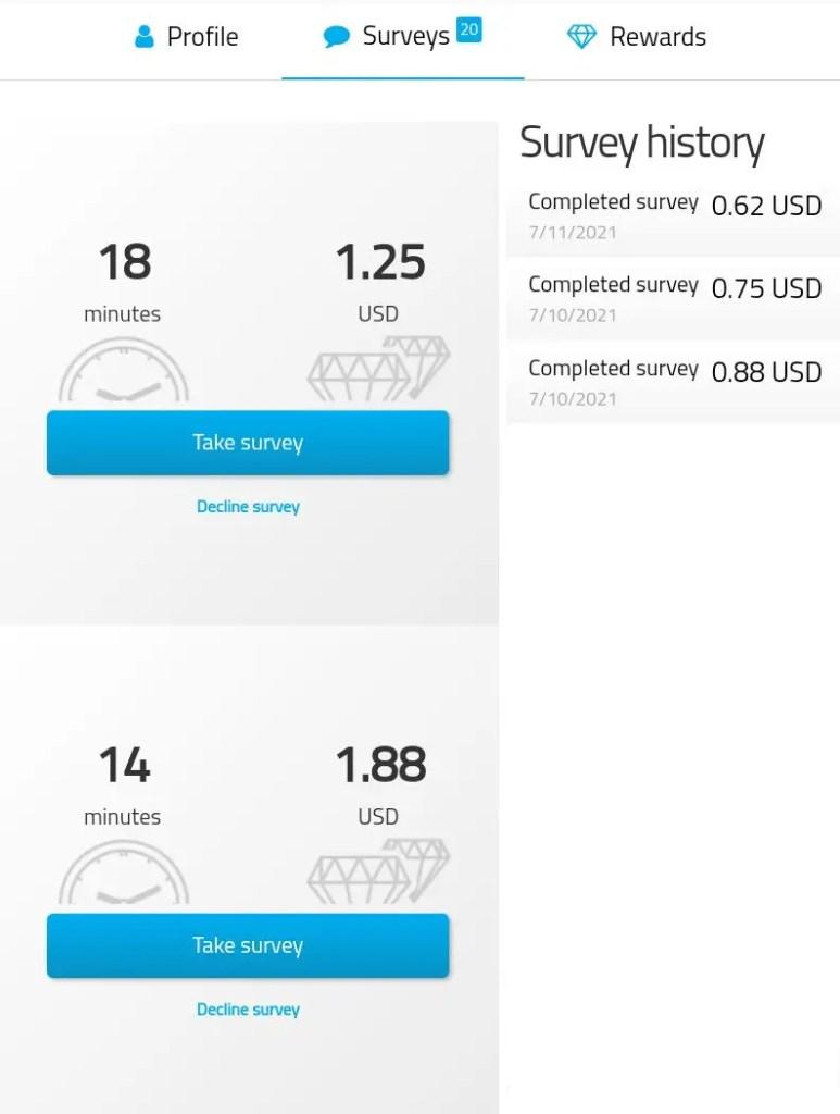 iopenusa paid surveys amazon free gift codes