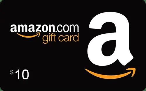amazon gift card 10 usd