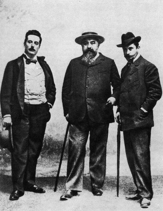 Puccini-Illica-y-Giacosa