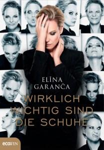 Elina Garanca, portada de su autobiografía