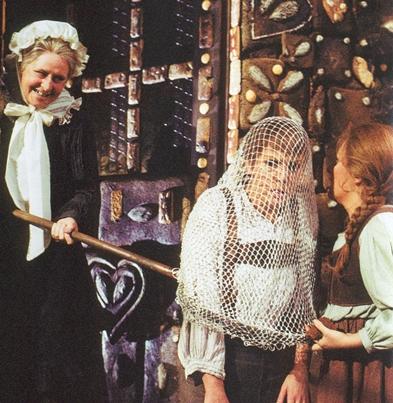 Jurinac, Fassbaender y Gruberova en Hansel y Gretel