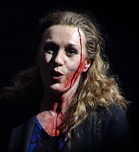 Waltraud Meier como Isolda