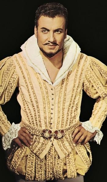 Nicolai Ghiaurov como Don Giovanni