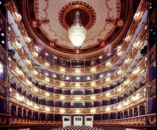 Teatro de Praga donde se estrenó Don Giovanni