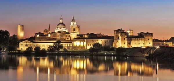 Mantua, ciudad donde se desarrolla la acción de Rigoletto