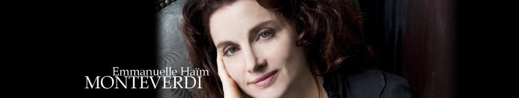 Emmanuelle Haïm Gala monteverdi