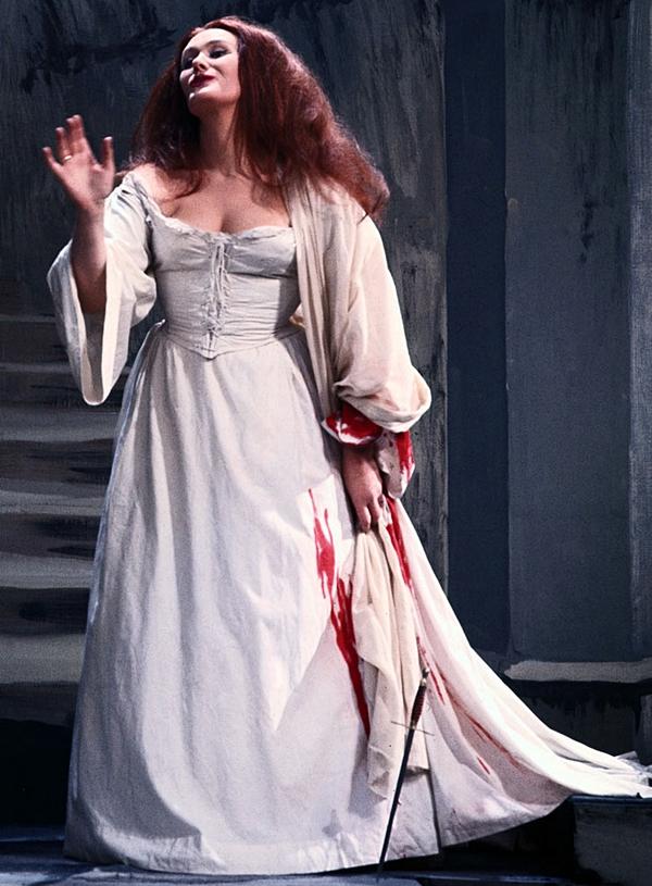 Joan Sutherland, una gran Lucia