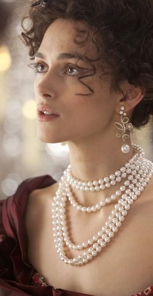 Keira Knightley como Anna Karenina