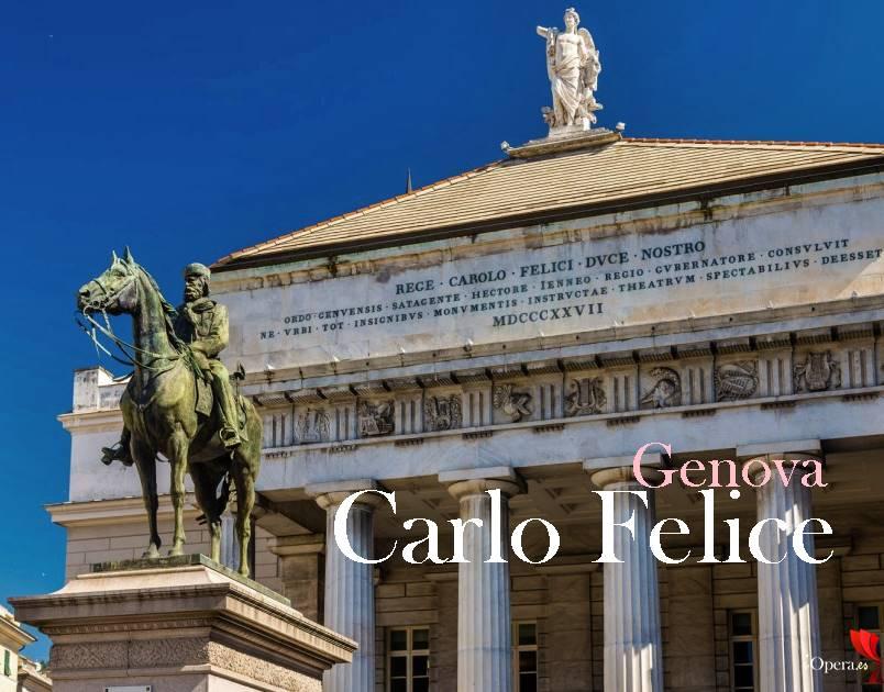 Teatro Carlo Felice de Genova