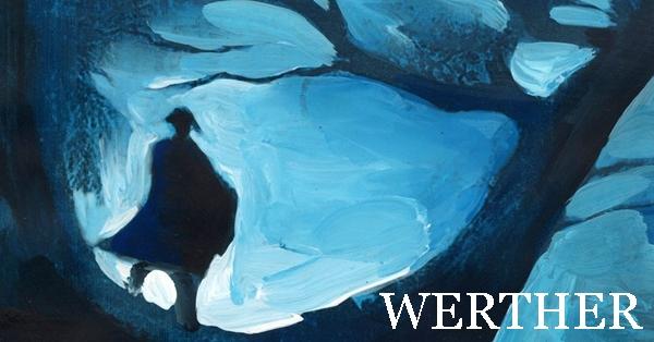 WERTHER Opera de Roma 2015
