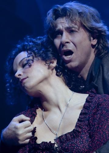 Elina Garanca y Roberto Alagna