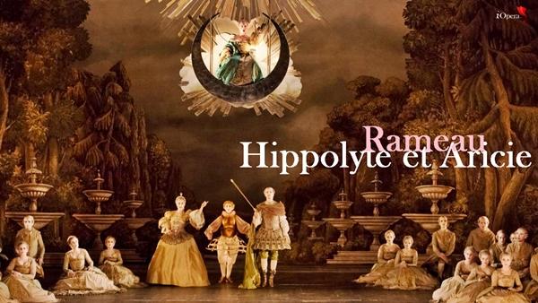 Hippolyte et Aricie Rameau