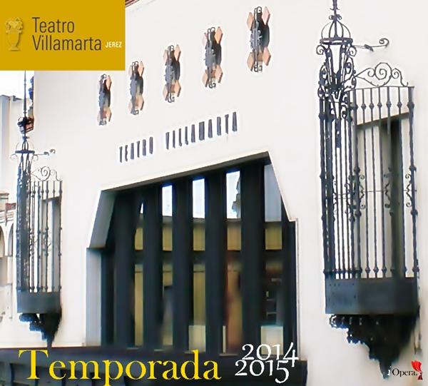 teatro-villamarta de jerez temporada 2014 2015