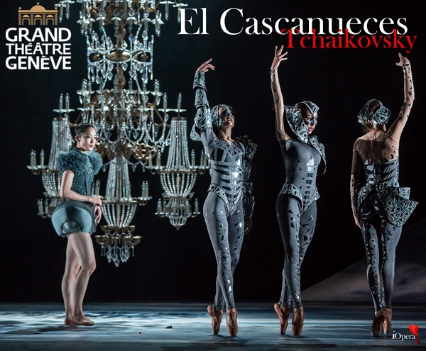 el Cascanueces ballet Tchaikovsky Ginebra