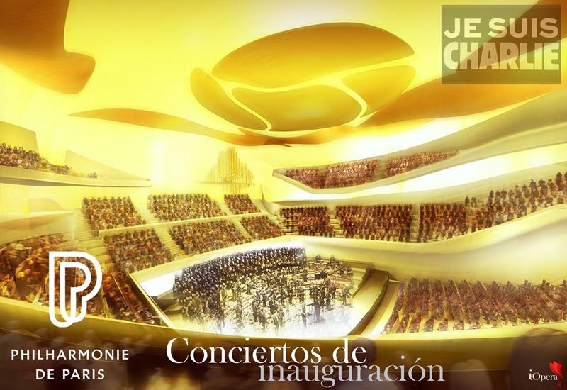 philharmonie de paris conciertos inauguración iopera