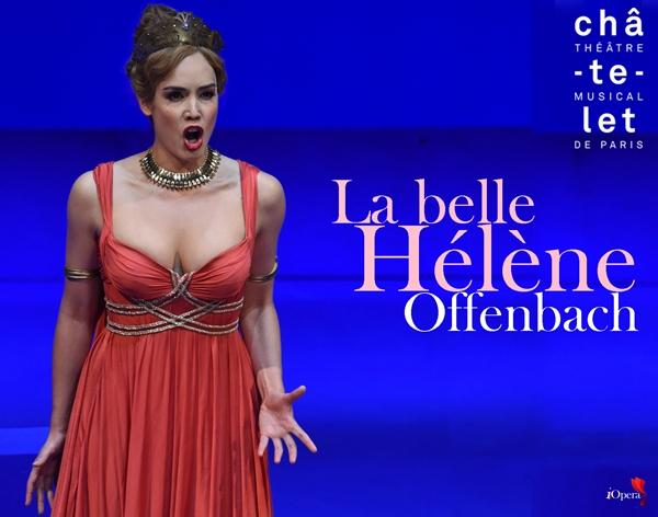 Théâtre-du-Châtelet la belle Helene offenbach paris 2015 iopera