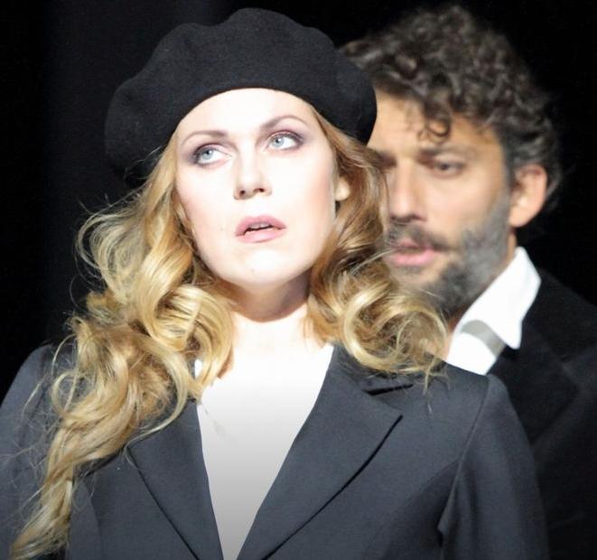 Kristine Opolais y Jonas Kaufmann en Munich