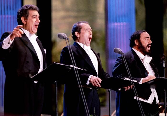 Los-tres-tenores-Domingo-Darreras-Pavarotti