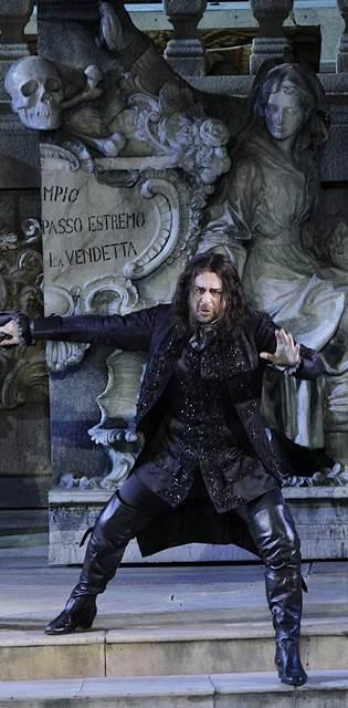 Don Giovanni L'arena Verona 2015 Mozart