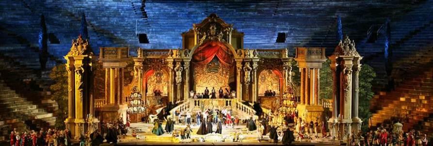 Don Giovanni arena Verona 2015 Mozart