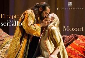 El rapto en el serrallo de Mozart en el Festival Glyndebourne 2015