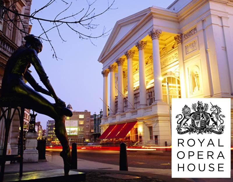 London Covent Garden ROH