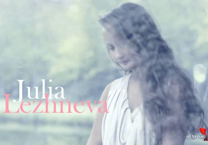 Julia Lezhneva canta Mozart, desde el Concert Hall de San Petersburgo, vídeo del concierto de la soprano con obras del compositor austriaco,
