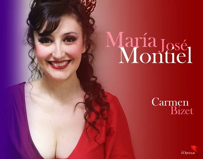 maría josé montiel Carmen Bizet teatro de la zarzuela premio nacional de música 2015