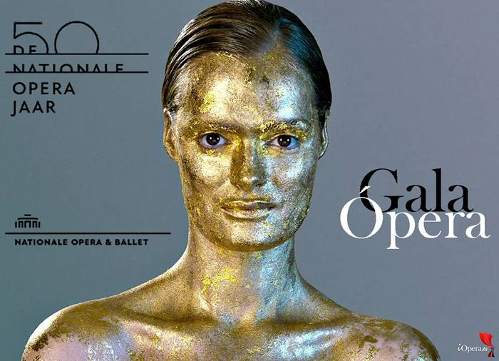Gala de ópera del 50 aniversario Ópera Nacional de Holanda
