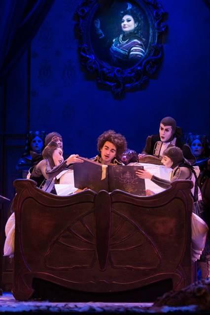 La flauta mágica desde Lieja Mozart Opéra Royal de Wallonie