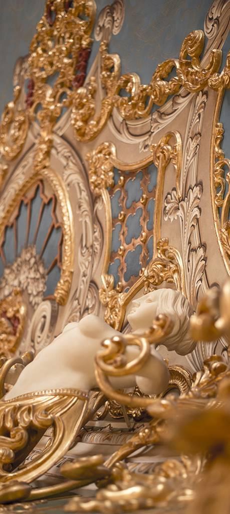 teatro la fenice de venecia detalle