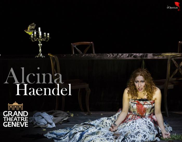 Alcina de Haendel desde Ginebra 2016 video iopera Nicole Cabell