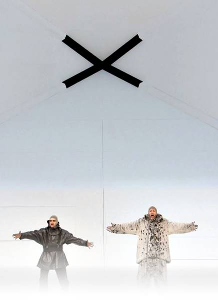 South Pole, estreno mundial con Rolando Villazón  y Thomas Hampson  en Munich de Miroslav Srnka