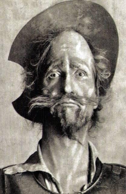 Feodor Chaliapin como don Quijote, El Quijote en la ópera