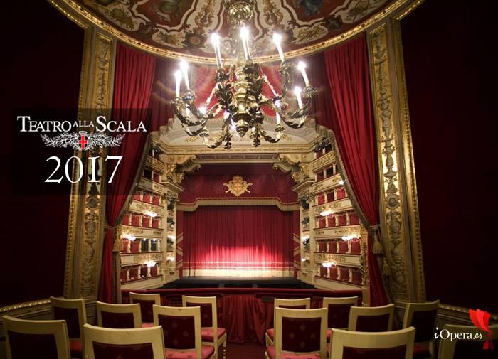 Teatro Scala Milán 2016 2017, programación detallada con fechas y repartos de la nueva temporada de ópera en el coso milanés