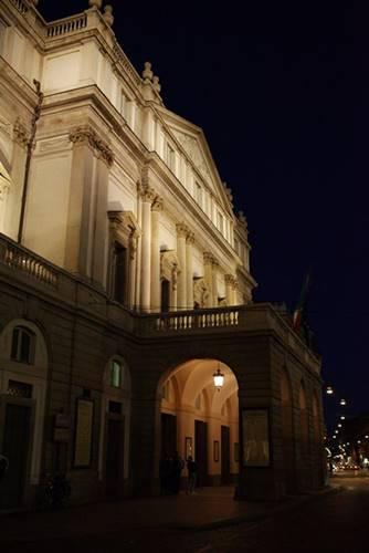 Teatro Scala Milán 2016 2017, programación detallada con fechas y repartos  de la nueva temporada