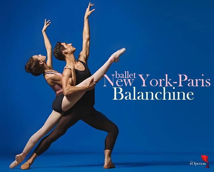 Balanchine New York Paris ballet, George Balanchine Chatelet