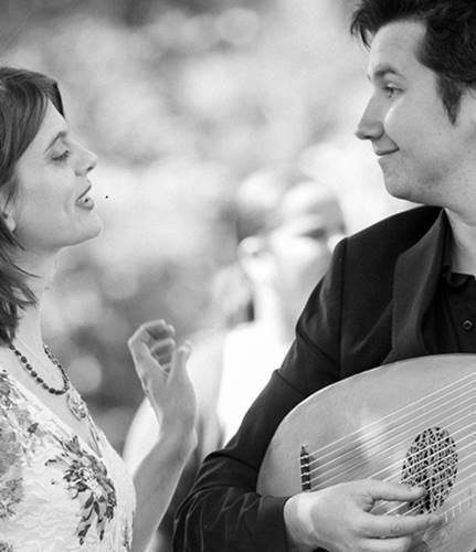 Anna Reinhold Labrinto d'amore Festival de Sable