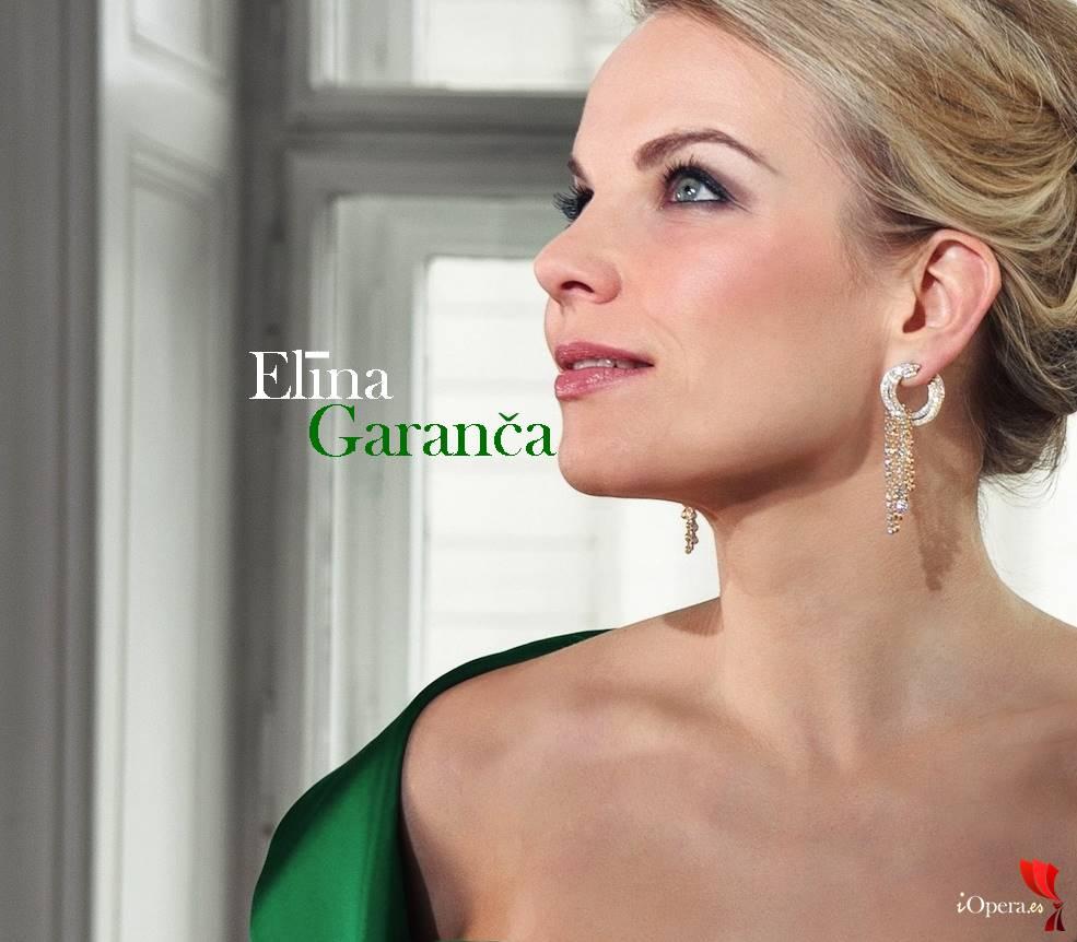 Elina Garanca canciones sacras