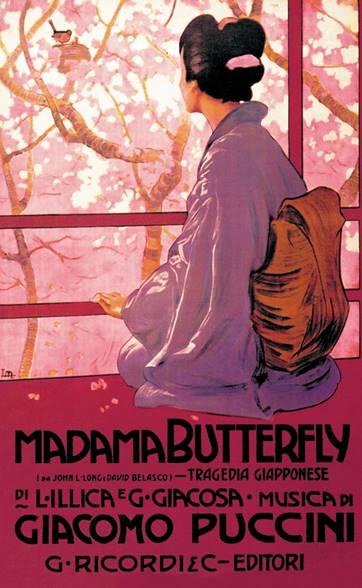 Madama butterfly Giacomo Puccini